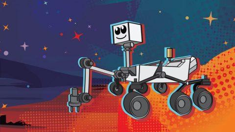 Nine Finalists Chosen in NASA's Mars 2020 Rover Naming Contest