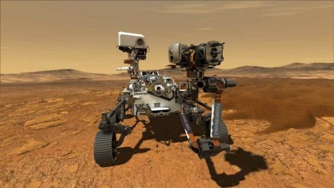 Virginia Middle School Student Earns Honor of Naming NASA's Next Mars Rover