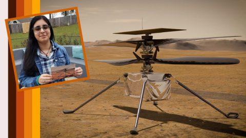 Alabama High School Student Names NASA's Mars Helicopter