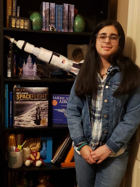 Q&A with the Student Who Named Ingenuity, NASA's Mars Helicopter