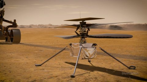 6 Things to Know About NASA's Ingenuity Mars Helicopter