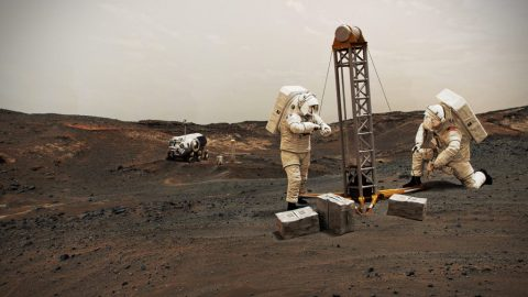NASA's Perseverance Rover Will Carry First Spacesuit Materials to Mars