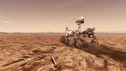 NASA Establishes Board to Initially Review Mars Sample Return Plans